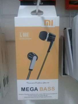Headset Xiaomi bass Boster