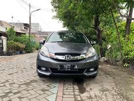 "Honda Mobilio E Cvt 2014 Grey Istimewa ""KM 40rb"" TDP 28juta Ang 3,2"