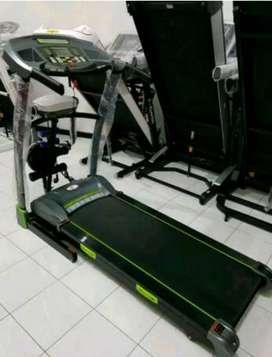 Sport sehat treadmill auto INCLINE green
