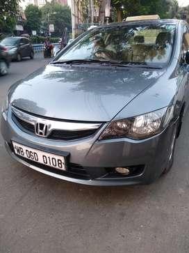 Honda Civic 1.8V MT, 2011, Petrol