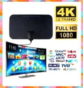 Antena TV Digital DVB-T2 4K High Gain 25dB Taffware - TFL-D139