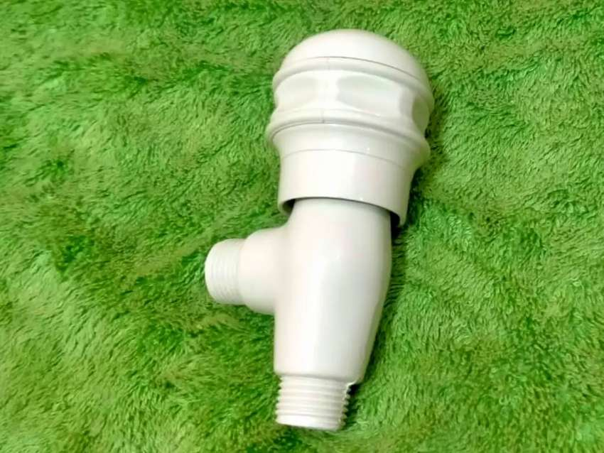 Tee Cock For Sink with Brass Mohra