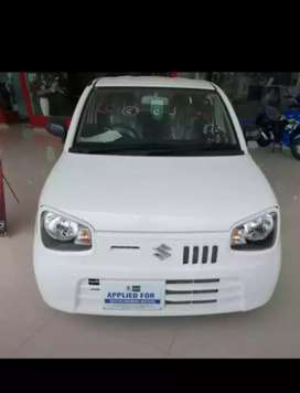 suzuki alto vxr 2019 model unregistered
