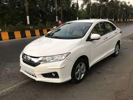 Honda City 1.5 V MT, 2016, Petrol