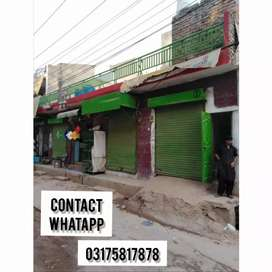 4 comericial shops for rent