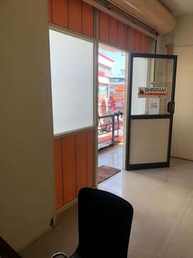 Fully furnished 850 ft.² building for rent