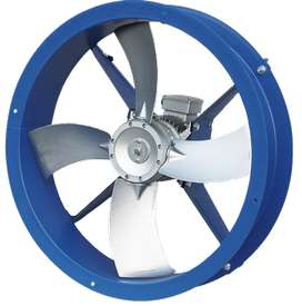 Industrial exhaust/Supply fan 24 inch Direct drive