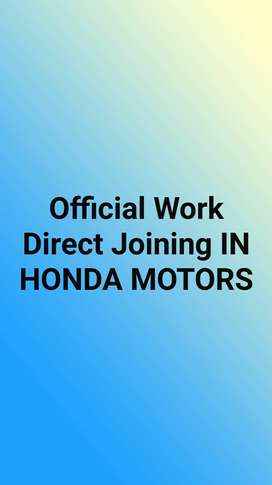 Direct Joining 10th & 12th Pass No Interviews