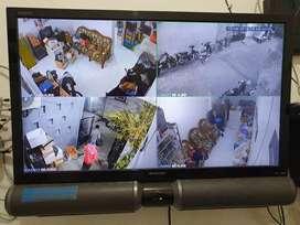 CCTV Dahua 2MP Kualitas Full Hd Hasil Jernih