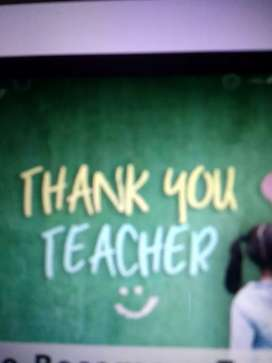 Need hindi language home tuition lady teacher for 2nd grade CBSE.