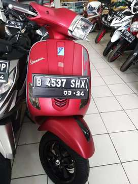 VESPA S 125 2019 CASH KREDIT
