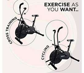 Air Bike Exercise Cycle