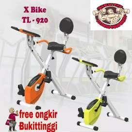 Sepeda statis x-bike terlaris dibukittinggi,bisa cod antar alamat