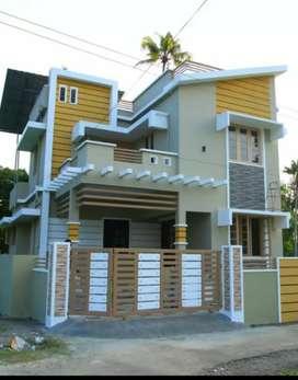3 bhk 1500 sqft new build house at edapally varapuzha koonammav