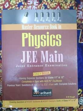 Physics, chemistry, biology jee/neet entrance examination Book
