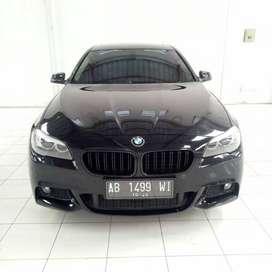BMW 520d 2012, KM rendah