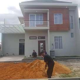 Dijual rumah bandaraya villa one gate system area cluster
