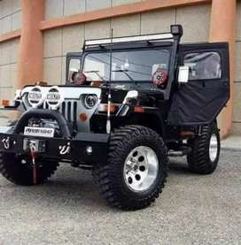 Jain Jeep Motor Garage Interested call me now