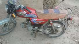 Moter cycle for sale urgent in peashwer