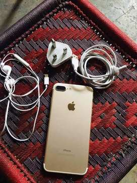 Iphone 7 plus 256gb 10 by 10