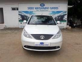 Tata Indica Vista VX Quadrajet BS IV, 2014, Diesel