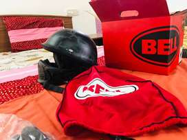 Rev'it jacket L size and Gloves. BELL Helmet