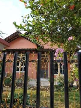 Dijual Tanah dan Bangunan di Kedaton Bandar Lampung