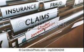 Filed Executive wanted for Insurance verification at CHE
