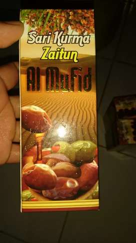 Sari kurma /suplemen /vitamin