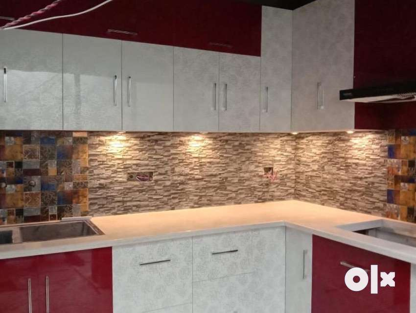 Brand New Modular Kitchen / Pvc Doors/ almira for your Sweet Home 0
