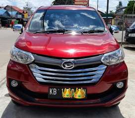 DAIHATSU GREAT NEW XENIA 1.3 X MANUAL TH 2018 MERAH METALIK KB