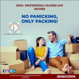 India Professional Packers & Movers Goa