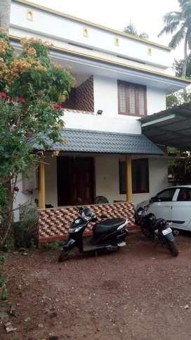 House for Sale - Umayanalloor,Kottiyam