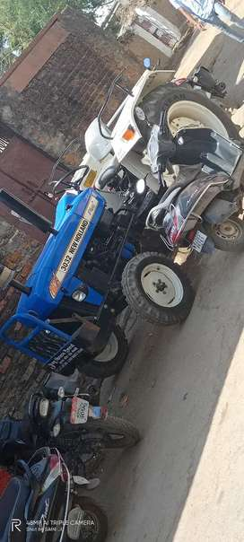new holland tractor 3032