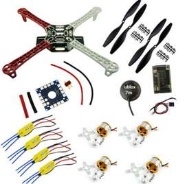custom build quadcopter 450mm Complete package for university students