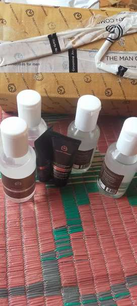 Sanitizer 4 the man of company 1 pack 100ml