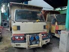Dijual truk bak besi colt diesel 100ps thn 94