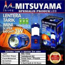Lentera emergency - Bisa indoor outdoor