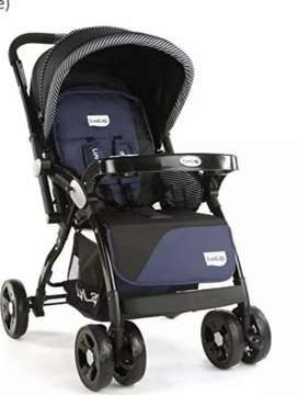 Pram baby trolly for sale,less used very reasonable price