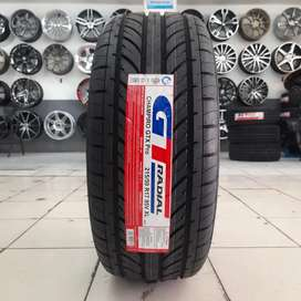 Ban mobil new focus sport mercy. Gt radial 215/50 R17 champiro gtx pro
