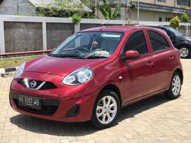 New Nissan March Manual 2014