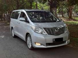 Toyota Alphard V Premium Sound 2009 Silver Tgn1