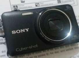 Sony camera.