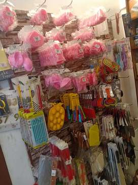 Cake ingredients and accessories shop for sale