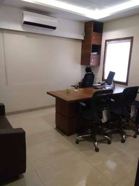 1300Sqft Semifurnished Office on Rent at Apte Road Near MJM Hospital
