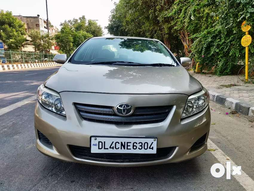 Toyota Corolla Altis. 2010 Company Fitted CNG. Brand new Tyres. 0