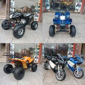 Complety Variety 50cc To 250cc Atv Quad 4 Wheel Bike Deliver In All Pk