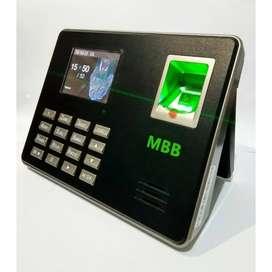 Mesin absensi fingerprint terlengkap MBB FS800