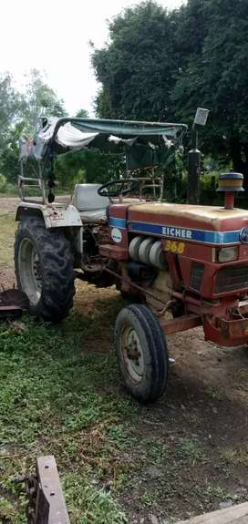 EICHER 368)with very good condition
