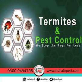 Best Pest Control Services | Deemak Control Spray | Fumigation Service